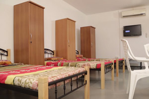 Pic 3: Senior worker accommodation in Abu Dhabi