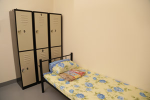 Pic 1: Junior worker accommodation in Abu Dhabi