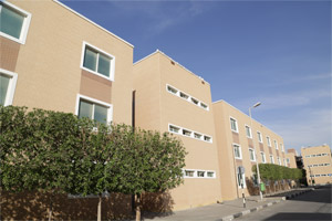 Halls of worker accommodation near mussafah Abu Dhabi